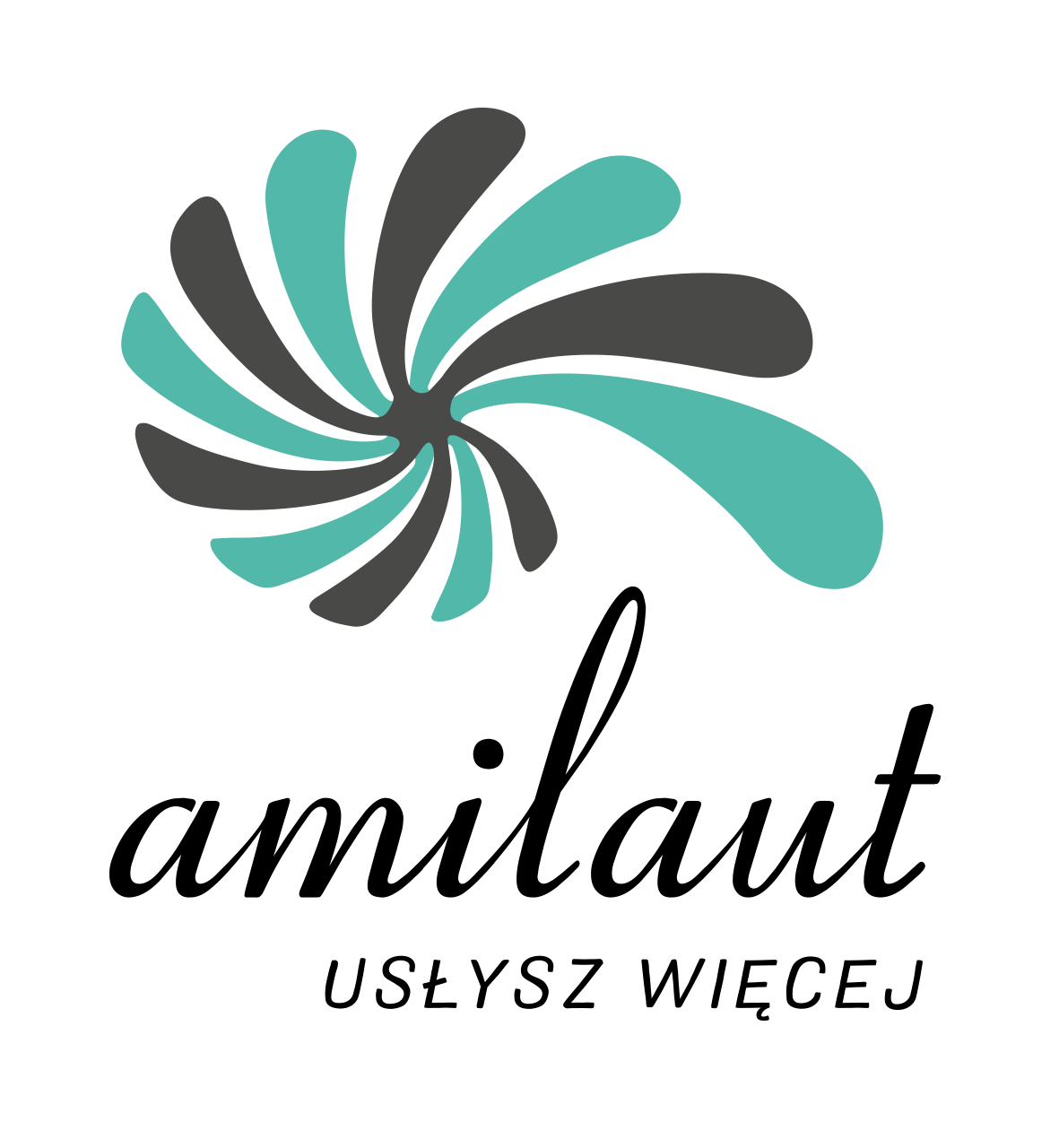 AMILAUT logo_napis - kolor